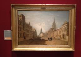 Oxford - Ashmolean Museum - Joseph Mallord William Turner - View of High Street [Oxford] © Alessandra Colucci