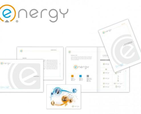 Energy - brand identity