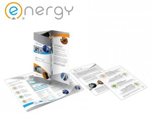 Energy - brochure e flyer