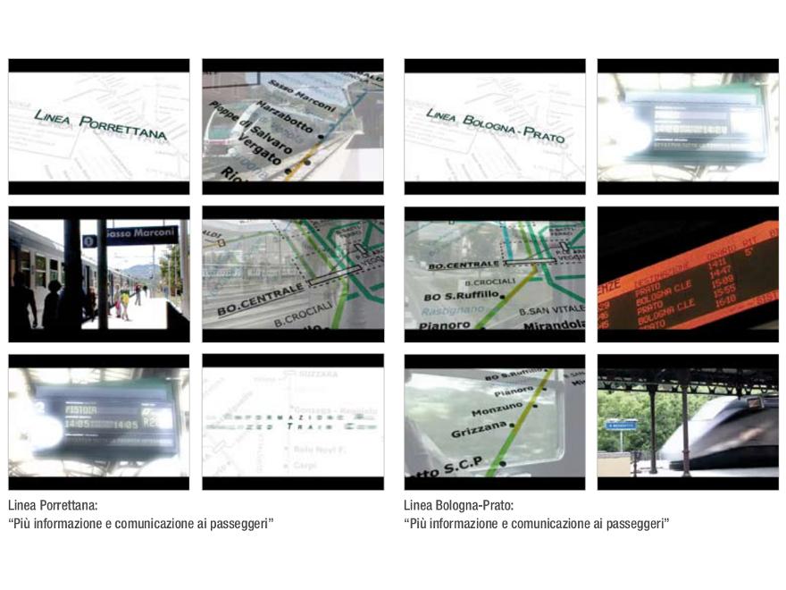 RFI - video linee Bologna