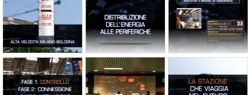 RFI - video Milano Centrale