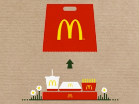 McDonald's - direct marketing