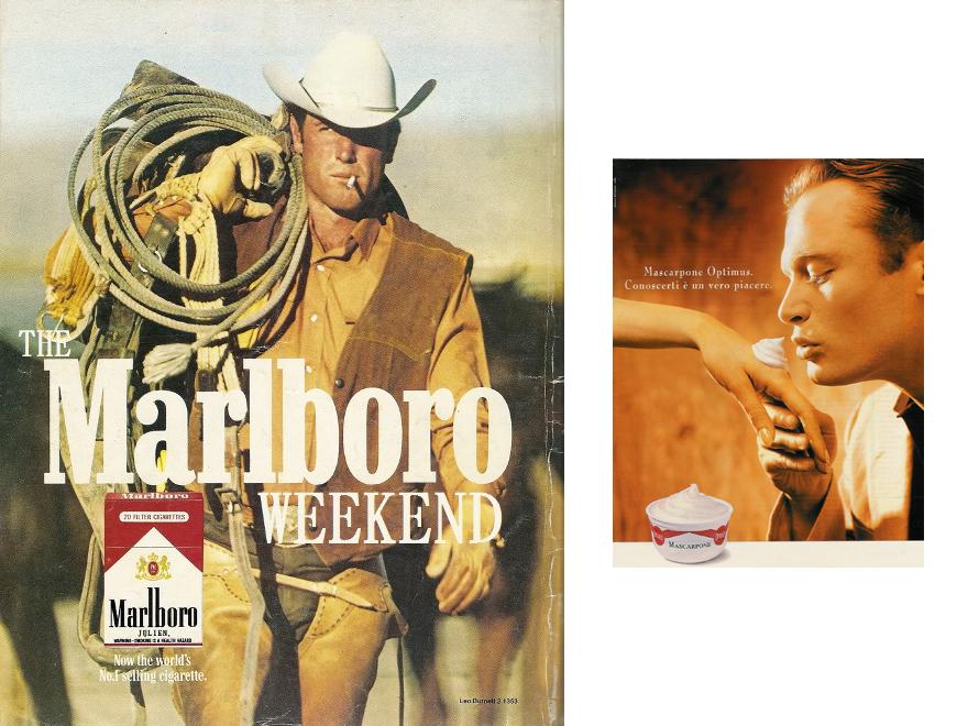 Marlboro + Optimus - advertising campaign