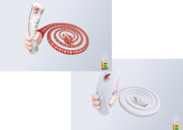 Vape - advertising campaign