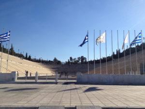 Atene - Stadio Panathinaiko