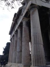Atene - Tempio di Efesto
