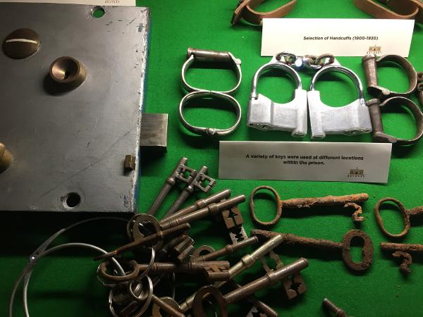 Belfast - Crumlin Road Gaol - chiavi