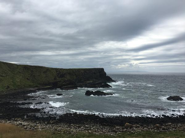 Belfast - McComb's tour - panorama