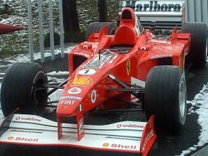 Ferrari, un brand carismatico - photo by Angelo Colucci
