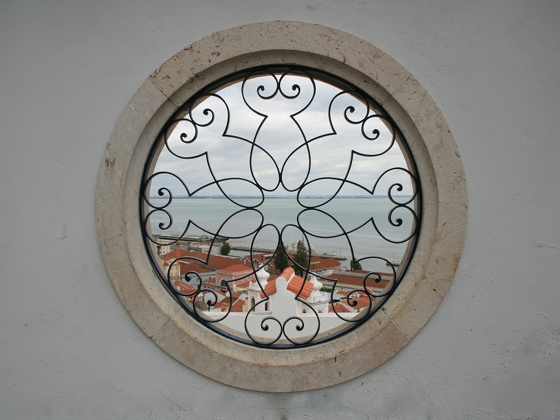 Lisbona da un insolito punto di vista