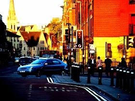 Oxford, solo uno scorcio