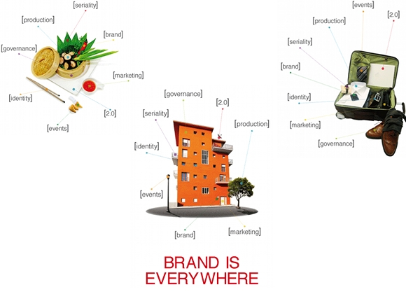 Master IED GSB - Brand is everywhere