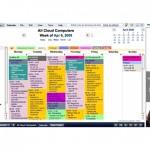 Airset agenda web based