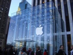Apple 5h Avenue - photo by Alessandra Colucci