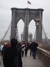 Brooklyn Bridge - photo by Alessandra Colucci
