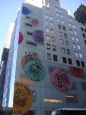 Luis Vuitton 5th Avenue - photo by Alessandra Colucci