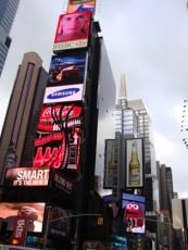 Time Square - photo by Alessandra Colucci