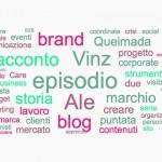 Brand Care magazine n°004 - Alessandra Colucci tag cloud articolo