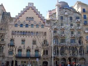 Barcellona: Casa Batllò e Casa Lleò Morera - photo by Alessandra Colucci