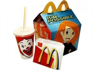 comunicazione cooperativa di tipo joint promotion tra McDonald's e Disney