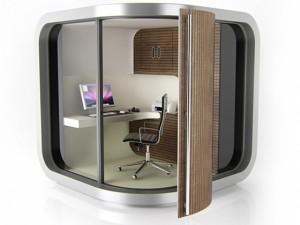 OfficePOD via officepod.co.uk