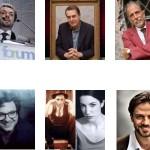 Fabrizio Cataldi, Carlo Massarini, Alberto Abruzzese, Remo Anzovino, Eduardo Moiano, Daniela Demofonti, Ivan Alovisio