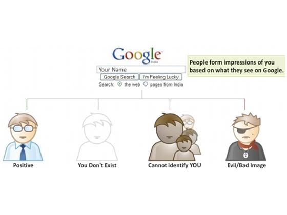 Personal Branding - sul web sei quello che dice Google