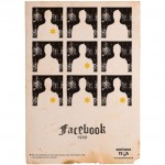 "People Against Racism - campagna stampa ""Facebook 1939"""