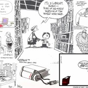 Ridere su libri ed ebook