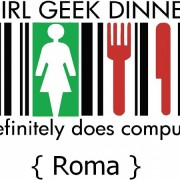 Girl Geek Dinner Roma - marchio