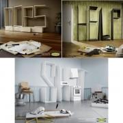 IKEA Assembly Service - campagna pubblicitaria multisoggetto