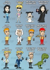 Infograph: smartphone users