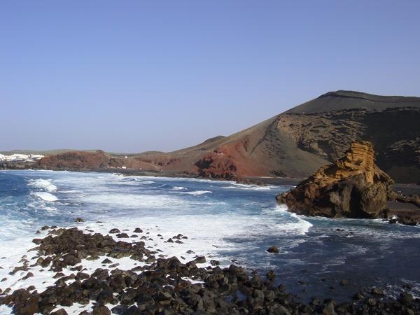 """Lanzarote """"El Golfo"""" - Alessandra Colucci ©"""