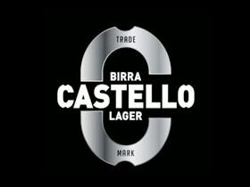 Marchio del brand Birra Castello