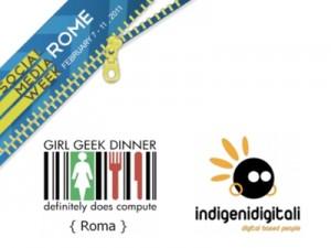 Happy Networking Hour per la Social Media Week Rome