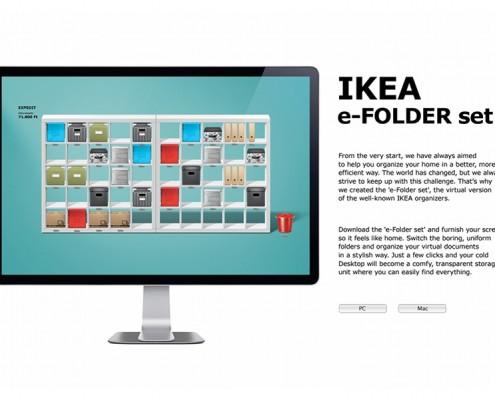 IKEA - Organize your desktop