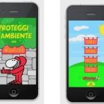 La app Virosac giocare alla raccolta differenziata