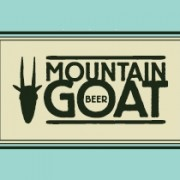 Marchio del brand Mountain Goat Beer