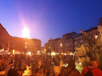 Piazza Navona a Roma - © Alessandra Colucci