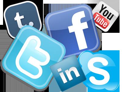 social media - img via mint-marketing