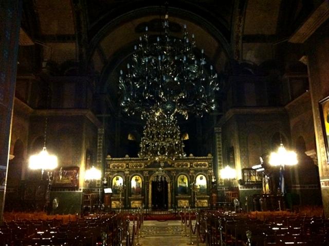 Basilica Agia Sofia a Salonicco - ©AlessandraColucci