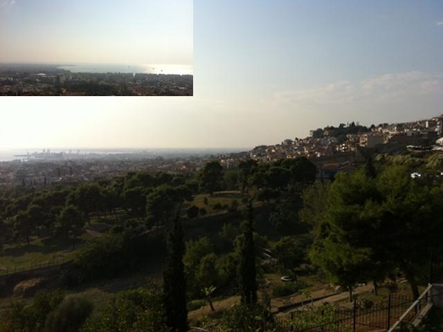 Panorama di Salonicco - ©AlessandraColucci