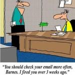 check e-mail - via geeksaresexy.com