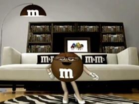 M&M's e il Museum of Chocolate Art