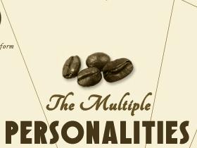 caffè e personalità