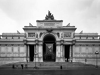 Palazzo delle Esposizioni - via PlotCadBox