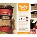 Gulf News e il caffè di Tim Hortons