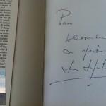 """Ultime notizie dal Sud"" di Luis Sepulveda - autografato"