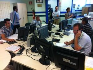 #meetFS Direzione Regionale Lazio - men @ work ©AlessandraColucci