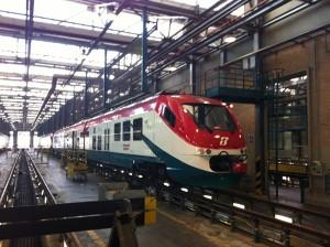 #meetFS Manutenzione Regionale - treno ©AlessandraColucci